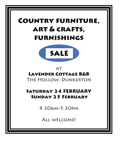 Country furniture
